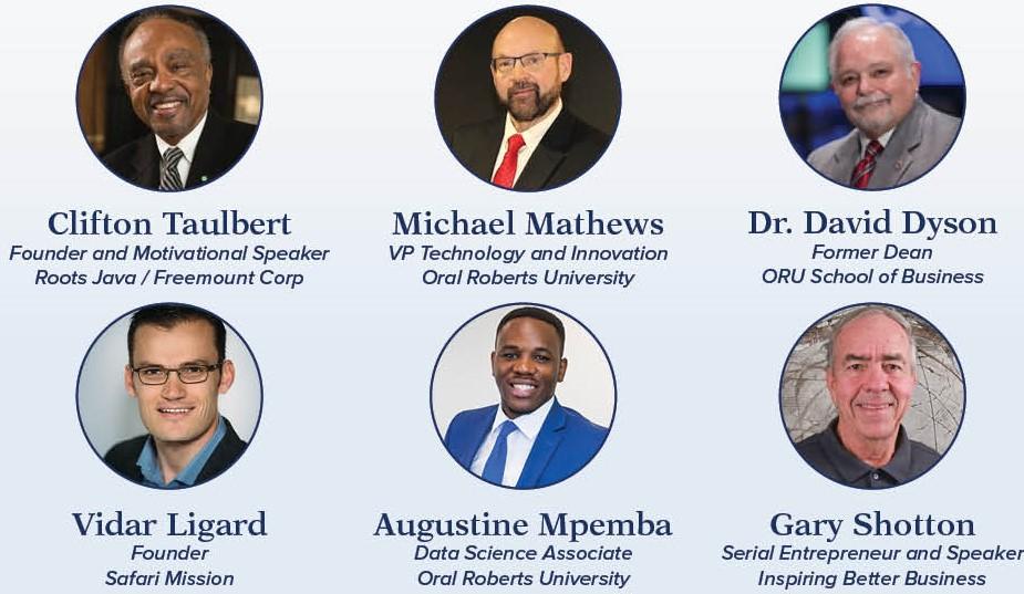 Business and Leadership Summit 2021 Speakers