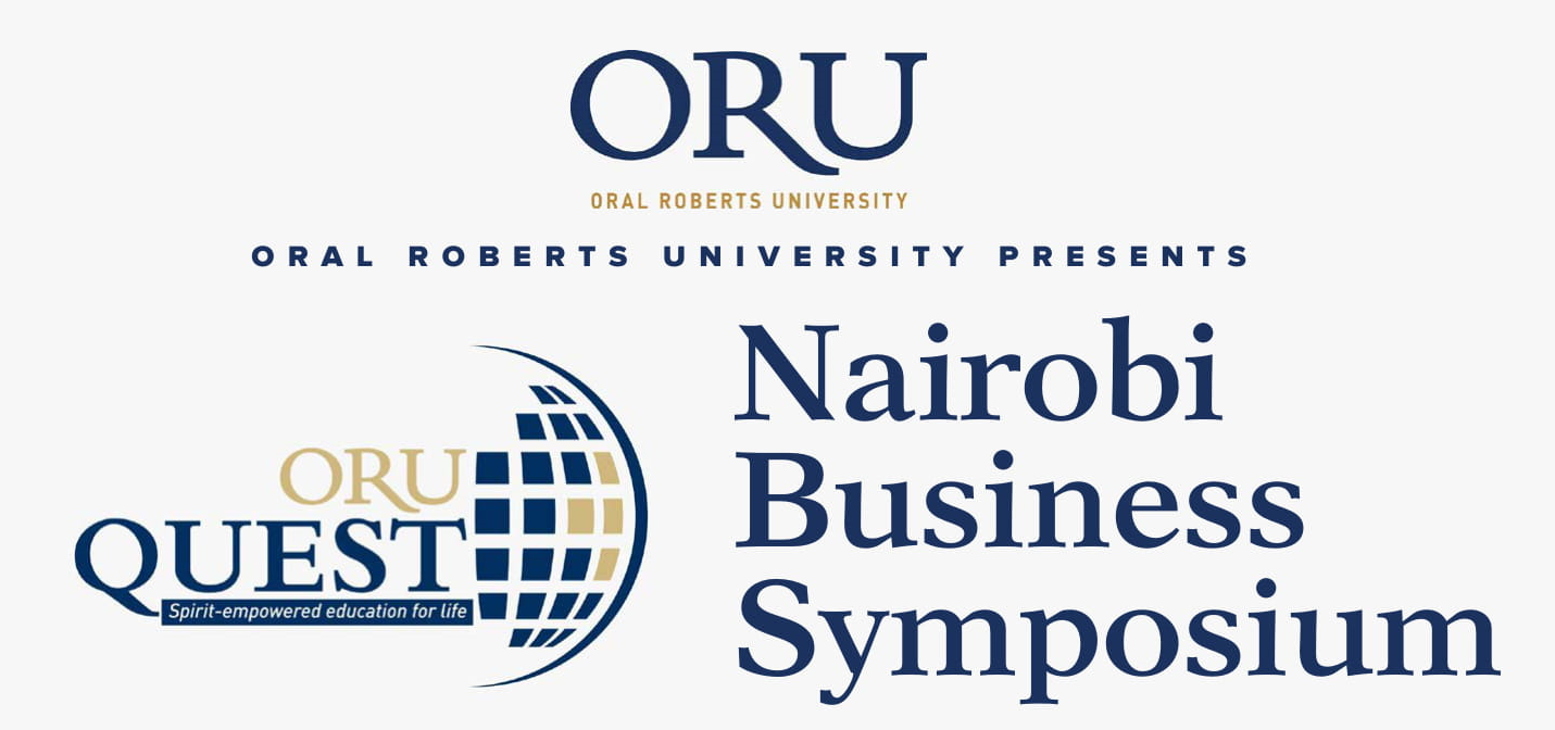 ORU Business Symposium Header